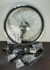 """AFTERPARTZ Electric Bike Bicycle Frontmotor DIY Conversion Kit Front Wheel 26"""""""