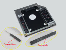2nd SATA Hard Drive Bay Caddy 12.7MM for Lenovo Thinkpad T510 T520 A11