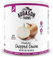 Augason Farms Dehydrated Chopped Onions Prepper Emergency Camping Food Storage