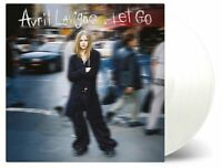 Avril Lavigne - Let Go - 2 LP WHITE Vinyl Limited Numbered 3000 copies NEW!