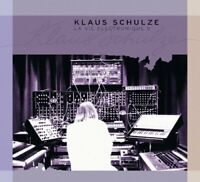 Klaus Schulze - La Vie Electronique 5 [CD]