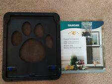 New Namsan Locking Pet Screen Mesh Screen Door Flap For Small Dog Or Cat