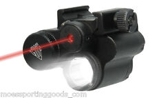 UTG LED Light and Aiming Adjustable Red Laser Sub-compact Pistol laser