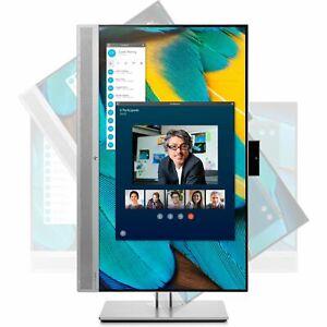 "HP EliteDisplay E243m 24"" FHD IPS HDMI DisplayPort TILT VESA Webcam Speakers"
