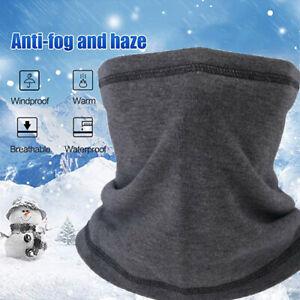 Winter Fleece Warmer Windproof Ski Bandana Face Mask Neck Gaiter Scarf Cover US