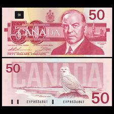 Canada 50 Dollars, 1988, P-98, UNC