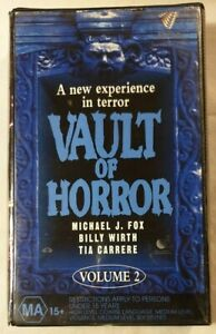 Vault of Horror (aka Tales from the Crypt) Volume 2 VHS Anthology Horror Series