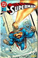 SUPERMAN Nr. 2 - Panini Comics / DC Comics (Panini Verlag) - (2001-2003)