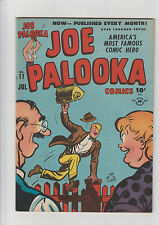 Joe Palooka #11  F+  Harvey comic 1947 Boxing