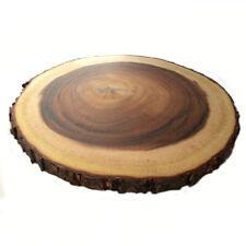 Rustique Rond Gâteau Carte diamètre : Approximativement 31cm-34cm,Hauteur