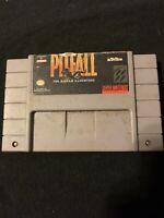 Pitfall: The Mayan Adventure (Super Nintendo Entertainment System, 1994) Bx2