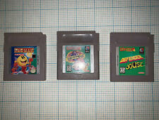 Pac-Man, Arcade Classics 2 & 4 Game Lot. Centipede, Millipede, Defender, Joust