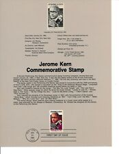 1985,87-89,91,96 COMMEMORATIVE SOUVENIR SHEETS FIRST DAY OF ISSUE STAMPS