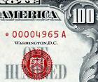 HGR SUNDAY 1966 $100 Legal Tender LOW# ****Star**** VERY HIGH GRADE