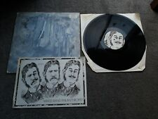 MIXED BAND PHILANTHROPIST vinyl LP EX+/VG+ 300 Hand painted inc insert Merzbow