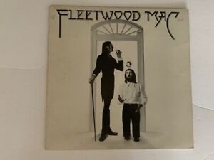 FLEETWOOD MAC - Self Titled - Vinyl LP (Warner, 1975) - G+ Play Tested MSK 2281