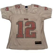 Girls Tom Brady - New England Patriots #12 Jersey - Size S Reebok - NFL