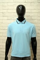 DIADORA Uomo Maglia Polo Shirt Man Taglia Size XL Cotone Manica Corta Casual