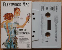 FLEETWOOD MAC - MAN OF THE WORLD (CBS 4083110) 1978 UK CASSETTE COMPILATION TAPE