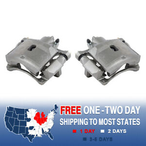 Front OE Brake Calipers For 1998 1999 - 2002 ACCORD 4 CYL COUPE SEDAN HATCHBACK