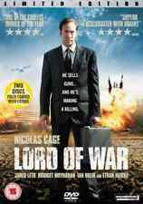 Nicolas Cage, Bridget Moynahan-Lord of War DVD NEW