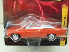 JOHNNY LIGHTNING - CLASSIC GOLD - 1969 CHEVY IMPALA SS CONVERTIBLE - DIECAST