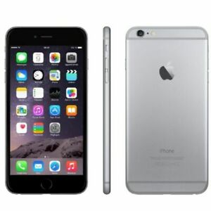 Apple iPhone 6 - 64 Go - Gris Sidéral (Désimlocké)