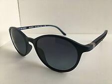 68cd59b179926 New Polarized ALAIN MIKLI STARCK SH 8005 4U Matte Blue Round Men s  Sunglasses