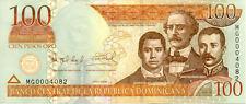 Billet REPUBLIQUE DOMINICAINE DOMINICAN REPUBLIC 100 Pesos 2006 NEUF UNC NEW