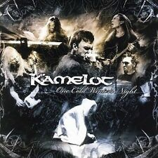 Audio CD: One Cold Winters Night, Kamelot. Acceptable Cond. . 693723999029