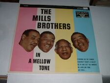 THE MILLS BROTHERS In A Mellow Tone VOCALION LP '66