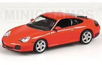 MINICHAMPS 400 061072 430 063010 PORSCHE 911 model road car 2001 & 1993 1:43rd
