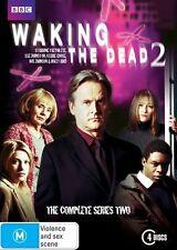 Waking The Dead : Season 2, BBC (DVD, 2010, New & Sealed, Region 4) gb5
