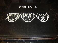 Zerra 1 Self Titled Vinyl Album