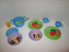 Green Toys Pretend Play Soup Pot Dishes Food