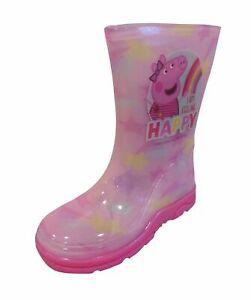 """Peppa Pig """"Happy"""" Wellington Boots"""