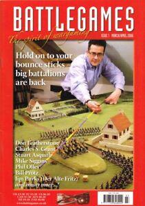 BATTLEGAMES - ISSUE 1 - MAR/APR 2006 - BIG BATTALIONS ARE BACK