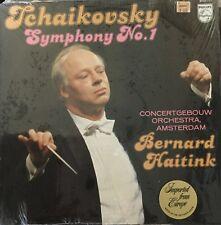 PHILIPS 9500 777-TCHAIKOVSKY-SYMPHONY NO.1-HAITINK-ORIGINAL VINYL LP-IMPORT-OOP