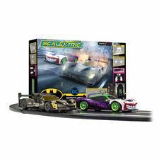 Scalextric Set C1415 Bujía Scalextric-Juego De Carreras De Batman Vs Joker