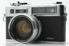 【EXC+5】 Yashica Electro35 GSN 35mm Rangefinder Film Camera  45mm f1.7 From JAPAN