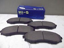 HI-Q & TITAN SSANGYONG ACTYON SPORTS UTE 4WD & RWD FRONT BRAKE PAD SET (4PCS)