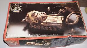 Self Propelled Howitzer History Makers Revell 1/35 Complete & Unstarted.