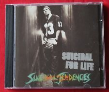 Suicidal Tendencies, suicidal for life, CD
