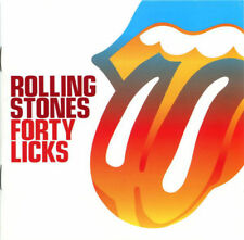 THE Rolling Stones Forty Licks 2CD Virgin Music (2002) 2 CD SET  [BRAND NEW]