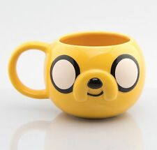Adventure Time Jake The Dog 3D Mug Finn Pendleton Ward Cartoon Network