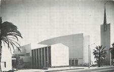 Long Beach California~Pine Ave~First Baptist Church~Pastors Kepner~Austin~1960