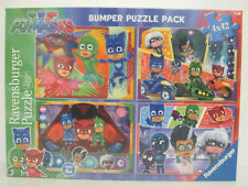 PJ MASKS Jigsaw Puzzle 4 in 1 Ravensburger (42 pieces) ages 4 plus
