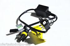 Auto moto 12v 35W  H4 H4-3 H13  HID Xenon Conversion  Cable unilateral con relé