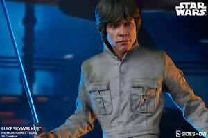 Sideshow Collectibles Star Wars Premium Format Statue Luke Skywalker