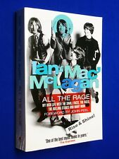 SIGNED Ian 'Mac' McLagan All The Rage - Small Faces Rod Stewart Rolling Stones